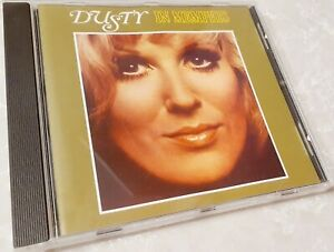 Dusty Springfield Dusty in Memphis CD *RARE* VGC Pop Music Album 1960s