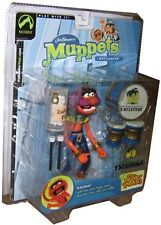 Muppets Palisades Series 8 Animal With Drum Figure Exclusive Limited Edition