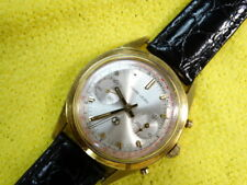 Vintage Favre-Leuba Valjoux 23 Two-Register Chronograph Watch 30222 DISCOUNTED