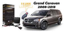 Flashlogic Add-On Remote Starter for Dodge Grand Caravan 2011 Plug & Play