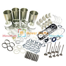Overhaul Rebuild Kit Engine Part for Yanmar Engine 4TNE88 Komatsu SK714 4D88E