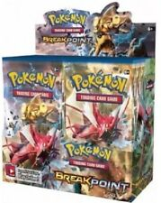 3 Pokemon Tcg: Breakpoint Booster Packs Factory Sealed! 3x