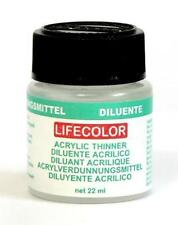 LIFECOLOR THINNER 22 ml