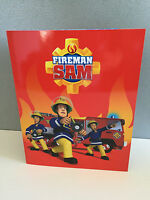 Brand New Mint Condition Fireman Sam Collectors 2017 Stamp Set of 20 Folder