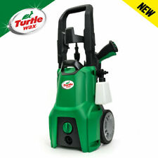 Turtle Wax Car Pressure Washer High Power 1740 PSI/120 BAR Jet Wash Car & Patio
