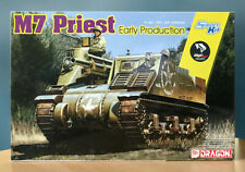 Brand New Dragon 1/35 M7 Priest Early Production Model Kit #6627, Ships from USA