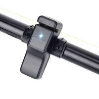 LED Electronic Fishing Bite Sound Alarm Alert Bell Fish Rod Clip-On Indicators