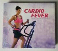 Cardio Fever CD Pumped Up Workout Grooves (2008 Avalon Music)