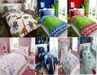 Luxury Kids Duvet set Boys/Girls/Children Bedding Single Duvet/Quilt Cover Set