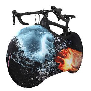 Mountain Bike Bicycle Wheel Cover Rainproof Heavy Duty Cycle Cover Storage Bag
