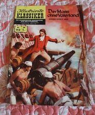 Illustrierte Klassiker # 112 DerMann ohne Vaterland