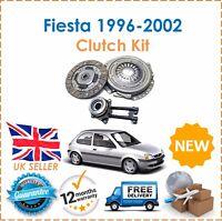 For Ford Fiesta 1.25 16V 1996-2002 Clutch Kit & Slave Cylinder CSC New
