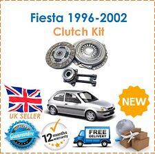 For Ford Fiesta 1.25 16V 1996-2002 Clutch Kit & Slave Cylinder CSC New