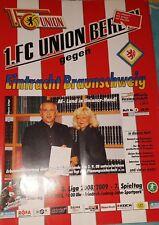 2008/09 3.Liga 1.FC Union Berlin - Eintracht Braunschweig