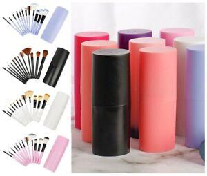 12Pcs Kabuki Make up Brush Set Buffer Powder Contour Eyeshadow Makeup Brushes UK