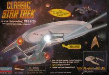 Classic Star Trek U.S.S. Enterprise By Playmates New SEALED