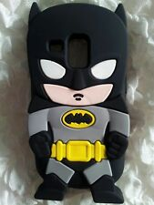 Silicone Cover per cellulari BAT2 para SAMSUNG GALAXY S3 MINI