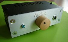 Aikido Phones Kopfhörer Verstärker ideal für hochohmige Hörer, Sennheiser HD600
