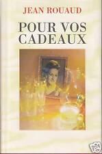 """Livre Roman """"  Pour vos cadeaux  """" Jean Rouaud  ( No 2245 ) Book"""