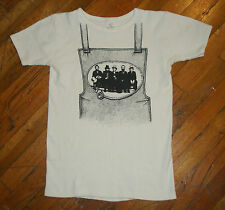 RaRe *1973 THE BAND* vtg rock concert tour t-shirt (S) 70s Levon Helm Bob Dylan