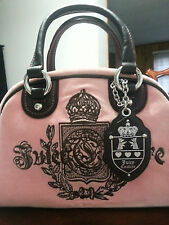 *Authentic* Juicy Couture Pink Bowler Bag