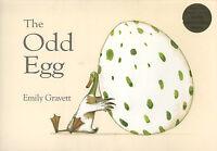 The odd egg by Emily Gravett (Paperback / softback) Expertly Refurbished Product