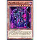 YUGIOH Card Dark Magician of Chaos YGLD-ENC02 Ultra Rare 1st Edition