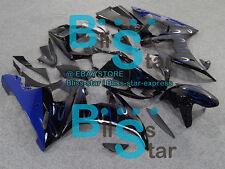 Flames Blue INJECTION Fairing Kit Yamaha YZFR6 YZF-R6 2003-2005 R6S 2006-2009 A2