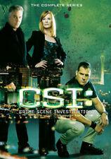 CSI: Crime Scene Investigation - The Complete Series (DVD,2015)