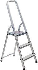 Sl3a Draper 3 Step Aluminium Ladder to En131 UK