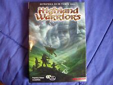 Highland Warriors - Pc - 1ª Edición Española en Caja de cartón - Completo