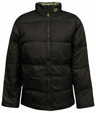 Nike Womens Padded Coat Zip Up Winter Warm Puffer Jacket Brown 222424 200 X60A
