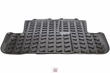 Audi Q5,SQ5 Pair REAR Rubber Floor Mats Set All- Weather Black 8R0061511041