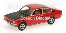 Opel Kadett C Coupe SR Red 1/18 Minichamps 180045624