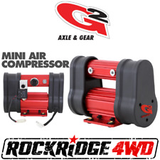 G2 Gear & Axle Mini Air Compressor for Air Lockers, DRS Sway Bar, Up to 4 Device