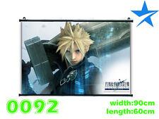 Poster en tissu Final Fantasy Nuage
