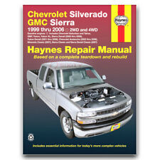 Haynes Repair Manual for 2001-2006 Chevrolet Silverado 3500 - Shop Service gy