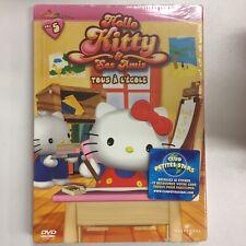 Hello Kitty & Ses Amis Volume 5 Tous à L'école dvd neuf sous blister c10