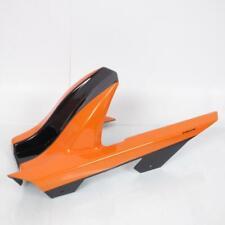 Garde boue arrière noir et orange Ermax moto Kawasaki 800 Z 2013 730384084 Neuf