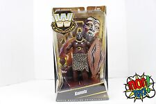 WWE Wrestling Legends Series 2 Terry Kamala Action Figure