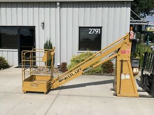 BenJu Corp. Man Lift for Fork Lift / Tow Motor Model 3000 LTL-Lift