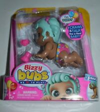 LITTLE LIVE BIZZY BUBS SINGLE PACK - POPPY I CRAWL & TALK LIKE A REAL BABY !!