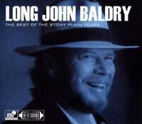 LONG JOHN BALDRY - THE BEST OF THE STONY PLAIN YEARS [DIGIPAK] USED - VERY GOOD