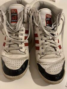 adidas Originals Top Ten Hi Herren Hi-Top, G42559, fertig / used