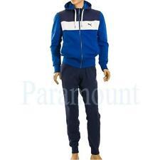 PUMA Men's Cotton Blend Hooded Long Sleeve Hoodies & Sweats