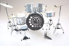 RGM386 Travis Barker BLINK 182 Miniature Drum kit