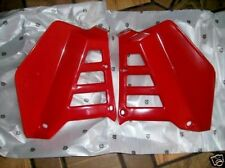 HONDA ATC250R, ATC 250R RED GAS TANK RADIATOR AIR SHROUDS SCOOPS 85-86,OEM