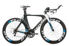 2017 Cervelo P3 Contrarreloj Bicicleta 51cm Carbono Shimano Ultegra 3T Flo