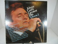 JOHNNY CASH Johnny Cash's Greatest Hits Volume One CS 9478 VG c VG