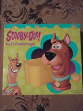 Scooby Doo Hot Air Popcorn Popper Retro Unused